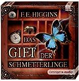 Das Gift der Schmetterlinge (4 CD)