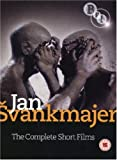 Jan Svankmajer - the Complete Short Films [Import anglais]