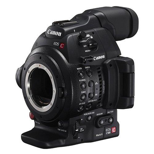 Canon デジタルシネマカメラ(EFマウント)EOS C100 Mark II ボディー