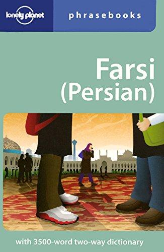 Lonely Planet Farsi (Persian) Phrasebook (Lonely Planet Phrasebooks)...