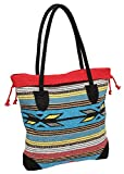 Southwest Native American and Mexican Style Tote Bags Feather Hawkeye N