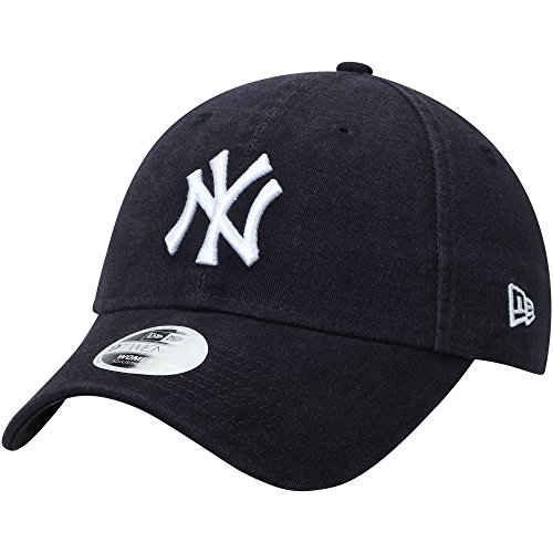 New Era New York Yankees Women's Core Classic Twill Team Color 9TWENTY Adjustable Hat Navy