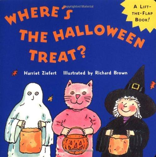 Where's the Halloween Treat? ()
