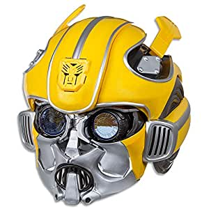 Transformers - Studio Series - Electronic Bumblebee Autobots Showcase Helmet - Movie Inspired - Toy Action Figure - Ages 8+