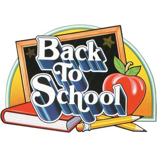 Beistle 55824 Back School 25 Inch