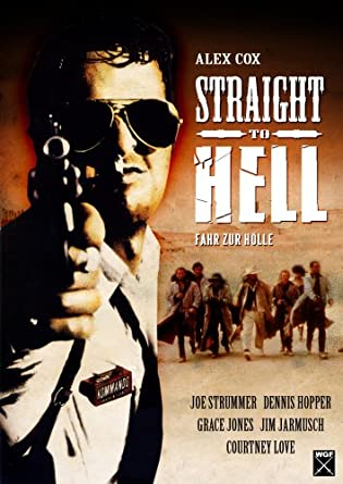 Amazon.com: Straight to Hell [ NON-USA FORMAT, PAL, Reg.0 ...