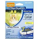Hartz Ultra Guard Reflecting Flea & Tick Cat Collar 1 Each (Pack of 6)