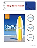 img - for Financial & Managerial Accounting 2e Binder Ready Version + WileyPLUS Registration Card book / textbook / text book