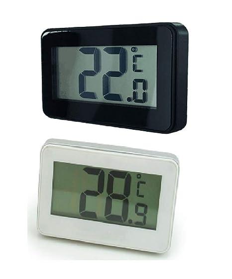 Vanelife - Termómetro digital para frigorífico o congelador de ...