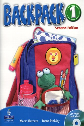 Backpack 1. Student Book With CD-ROM