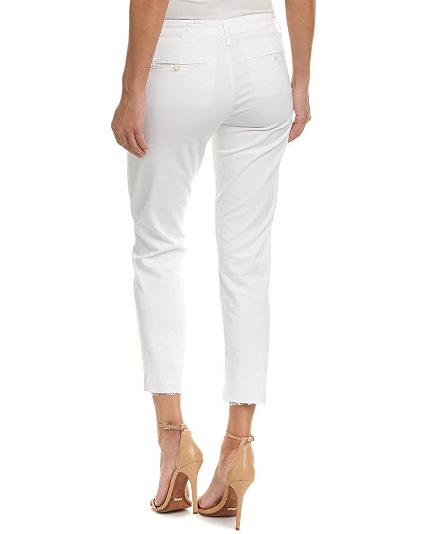 1a5d00f62e0 Amazon.com: Ag Jeans Womens Tristan Dirty White Tailored Trouser, 27, White:  Clothing