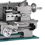 Mophorn Metal Lathe 8x16 Inch Precision Mini