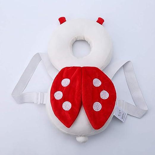 PoeHXtyy Almohadilla de protección para la cabeza del bebé ...