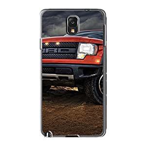 Durable Hard Phone Case For Samsung Galaxy Note 3 With Provide Private Custom Vivid Ford Truck Pictures TraciCheung