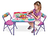 Paw Patrol Three Barks For Safety Activity Table Playset
