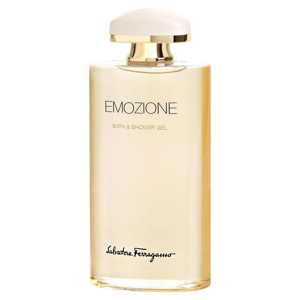 サルバトーレフェラガモEmozioneシャワー&バスジェル200Ml (Salvatore Ferragamo) - Salvatore Ferragamo Emozione Shower & Bath Gel 200ml [並行輸入品] B01MFG5R9W