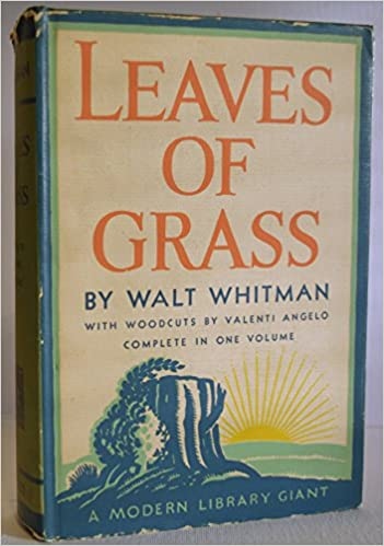 leaves of grass edited by john valente