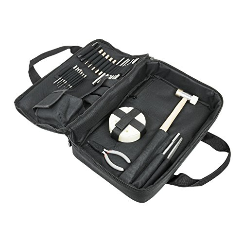 Rifle Pistol Smithing Carry Case Compact Black Tool Kit - House Deals