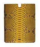 Dolce & Gabbana - Yellow Snakeskin P2 Tablet eBook Cover