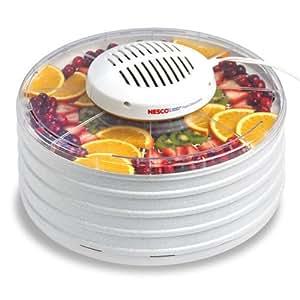 Nesco American Harvest FD-37 400 Watt Food Dehydrator