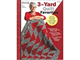 Fabric Cafe 3 Yard Quilt Favorites Bk Three Yard Back