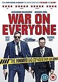 War on Everyone [UK import, Region 2 PAL format]