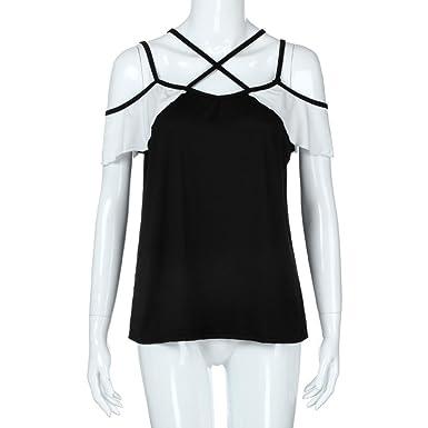 Camisetas Mujer Verano ❤️Xinantime Camisetas Mujer Tallas Grandes Camisetas Mujer Manga Corta Blouse for Women Blusa Mujer Sport Tops Mujer Verano T Shirt ...