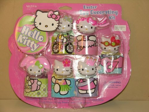 Sanrio Hello Kitty Easter Egg Decorating Kit -