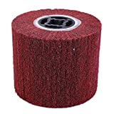 Nylon Burnishing Polishing Drawing Wheel Abrasive Flap Brush Accessories for Burnishing Machine/Polisher/Sander(400)