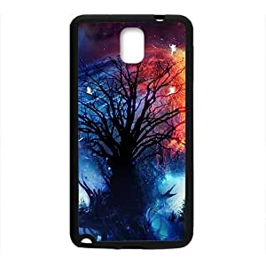 Magic Tree Star Sky Phone For SamSung Galaxy S4 Case Cover