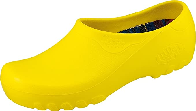 più foto 30d59 615ce Jolly Fashion Scarpe da giardino in 4 colori alla moda Zoccoli da giardino
