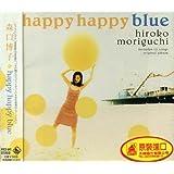 happy happy blue
