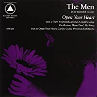 OPEN YOUR HEART (SACRED BONES 10TH ANNIVERSARY)