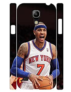 Wonderful Collection Mobile Phone Case Brave Guy Basketball Athlete Graphic Slim Fit Case Cover for Samsung Galaxy S4 Mini I9195 (XBQ-0100T) wangjiang maoyi