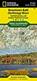 Brasstown Bald, Chattooga River [Chattahoochee and Sumter National Forests] (National Geographic Trails Illustrated Map (778))