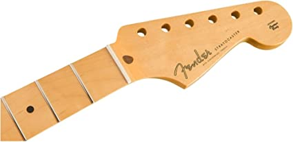 Fender Stratocaster Neck >> Amazon Com Fender Classic Player 50 S Stratocaster Neck Maple