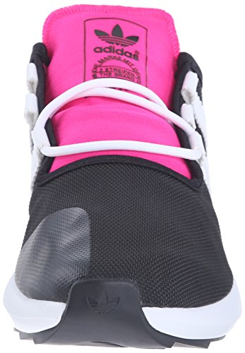 Adidas Originals Vrouwen Sl Stijging W Fashion Sneaker Zwart / Wit / Shock Pink