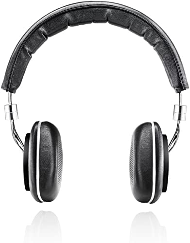 Bowers Wilkins P5 Series 2 On Ear Headphones with HiFi Drivers, Wired, Black