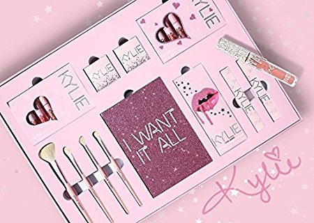 2017 Birthday Collection - I Want It All Makeup Set by Kylie Cosmetics #18