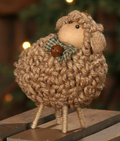 Audrey's Primitive Wooly Sheep ()