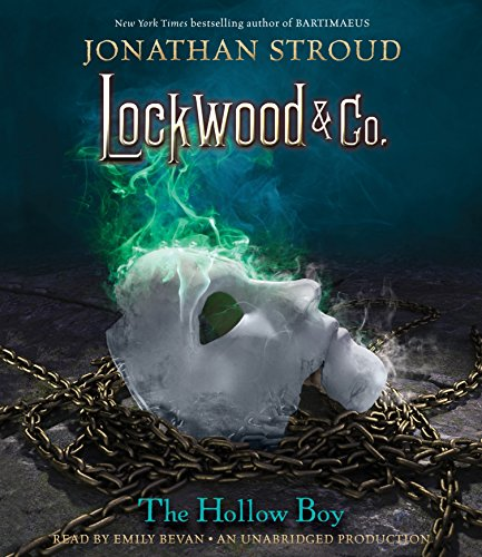 Lockwood & Co, Book 3: The Hollow Boy