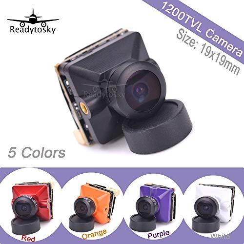 Hockus Accessories New 1200TVL Camera 1/3