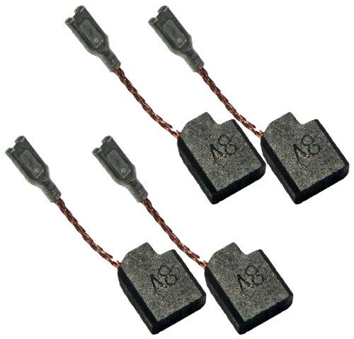 Dewalt 28402 Grinder Replacement Carbon Brush Set of 4 # - Carbon Dewalt Brushes