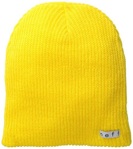 neff  (Yellow Beanie Hat)