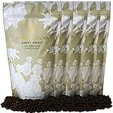 Light Roast (5-14oz Bags) - 100% Kona Coffee : FIRST PLACE WINNER 2018 Kona Coffee Cultural Festival's Crown Division • Single Estate • 2-Day FedEx