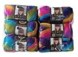 Lion Brand Yarn Landscapes Yarn (6-Pack) (Boardwalk 545-201)