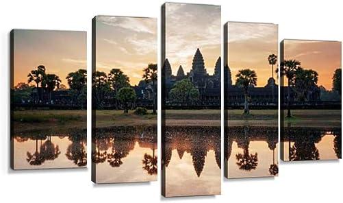 XEPPO Angkor Wat Reflected