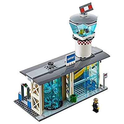 LEGO City Airport Passenger Terminal 60104 Creative Play Building Toy