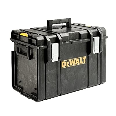 DEWALT Tool Box, Tough System, Extra Large (DWST08204) - Screwdriver Bits - .com