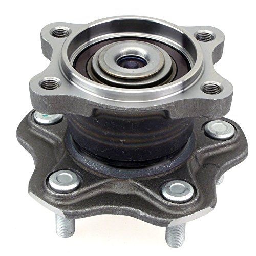 Rear Wheel Hub And Bearing (WJB WA512292 - Rear Wheel Hub Bearing Assembly - Cross Reference: Timken HA590111 / Moog 512292 / SKF BR930442)